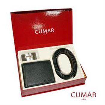 CUMAR 皮帶皮夾禮盒組 0596-16901-15