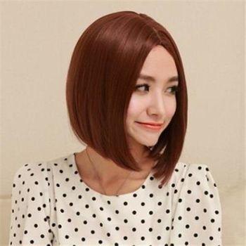 【米蘭精品】中長假髮整頂假髮嚴選時尚蓬鬆3色