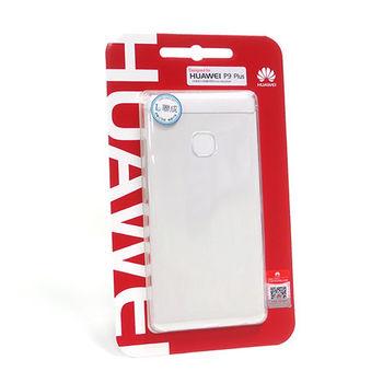 HUAWEI 華為 P9 Plus 原廠點紋透明保護殼 (台灣代理商-盒裝)