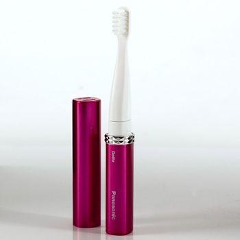 《買就送》【Panasonic國際】攜帶型音波震動電動牙刷 EW-DS13(3色)