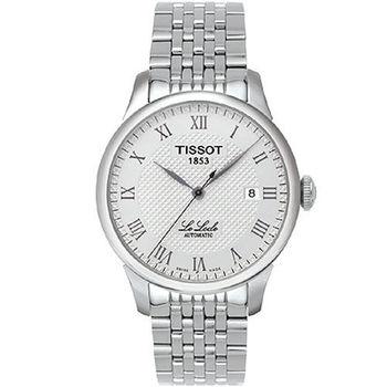 TISSOT Le Locle 力洛克系列機械錶/39mm/T41148333