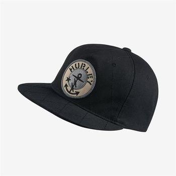Hurley - SAVAGE SEAS 棒球帽 ( 黑 )