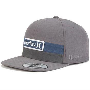 Hurley - PHANTOM EVERLIGHT 棒球帽 - ( 灰狼灰 )