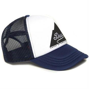 Deus Ex Machina Peak Trucker 棒球帽 | 騎士衝浪品牌 - ( 軍藍 )