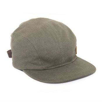 Deus Ex Machina Creasy 棒球帽 | 騎士衝浪品牌 - ( 軍綠 )