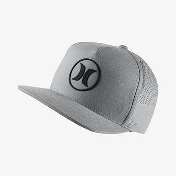 Hurley X Nike Dri-FIT 科技 - DRI-FIT ICON 2.0 棒球帽-DRI-FIT - ( 灰 )