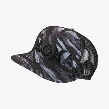 Hurley - ELITE FLOW ALOHA 棒球帽 - ( 迷彩黑 )