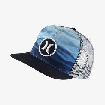 Hurley - BLOCK PARTY FLOW 棒球帽 - ( 冰藍 )