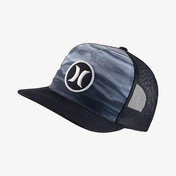 Hurley - BLOCK PARTY FLOW 棒球帽 - ( 煤灰黑 )