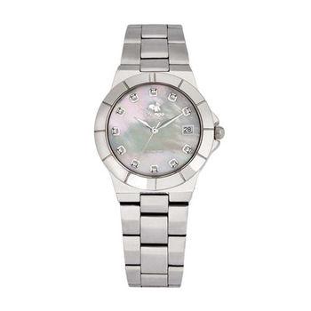 【FLUNGO佛朗明哥】英倫雅仕真鑽腕錶(真鑽腕錶)