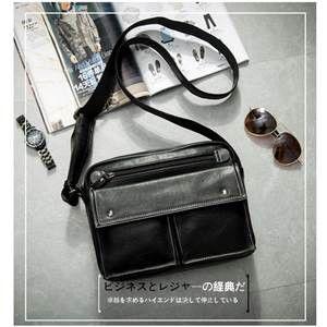 Dolemi 韓版熱賣經典型男潮包