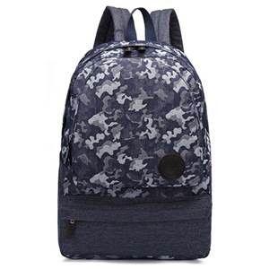 Dolemi 韓版新款雙肩迷彩潮包