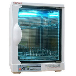 小廚師-多功能奶瓶奈米光觸媒紫外線殺菌烘碗機FOKI-7