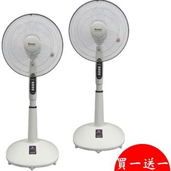 【南亞】14吋時尚桌立扇 EF-9514 超值兩入組