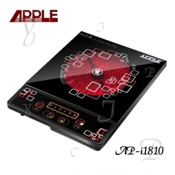 【APPLE蘋果】不挑鍋電陶爐AP-i1810