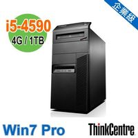 Lenovo 聯想 ThinkCentre M83 i5 ^#45 4590 1TB 4G
