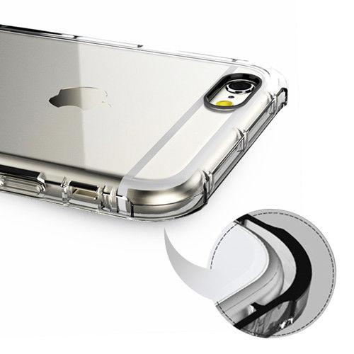 Apple iPhone 6/6S 4.7吋防撞新進化極薄清透空壓殼