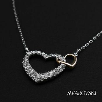 VIP回饋 -【SWAROVSKI】施華洛世奇 Dear Small 項鍊