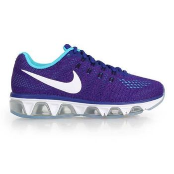 【NIKE】AIR MAX TAILWIND 8 女慢跑鞋- 路跑 氣墊 紫白