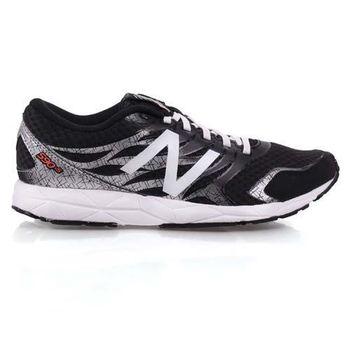 【NEWBALANCE】SPEEDRIDE女輕量跑鞋-NB N字鞋 寬楦 黑白銀