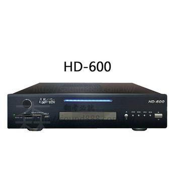 美華 HD-600 卡拉OK 伴唱機