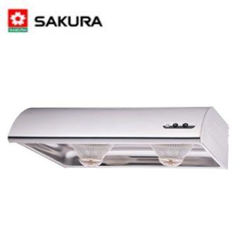 【櫻花】R-3012SXL 不鏽鋼單層式除油煙機 90CM