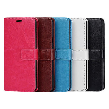 【QinD】MIUI 紅米 Note 3 經典插卡皮套
