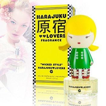 【Harajuku Lovers關史蒂芬妮】原宿娃娃小惡魔公仔香水-小關(30ml)
