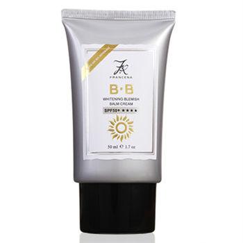 francena 無瑕礦物防曬BB霜 - SPF50+ 加贈韓國兔鼻貼一片