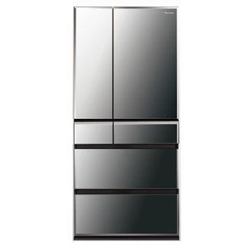原廠禮★【國際牌 Panasonic】675公升ECO NAVI+NANOE頂級變頻六門日本原裝冰箱NR-F681WX