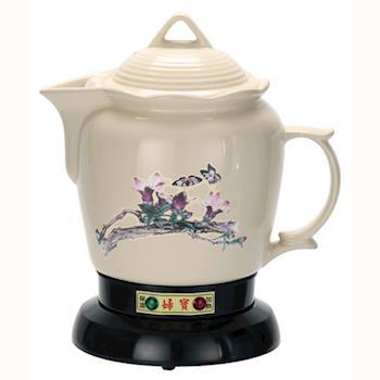【婦寶】3.8L木棉花陶瓷煎藥壺 LF-668AF