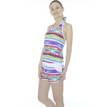 【Bich Loan】珍艷連身二件式泳裝附泳帽13007302