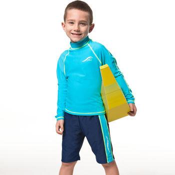 【SAIN SOU】兒童兩截式水母衣(男女適用)A80603-06
