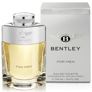 Bentley For Men 賓利男士淡香水(100ml)-送品牌沐浴精