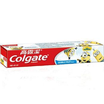 高露潔兒童牙膏(凝露)40g*6支