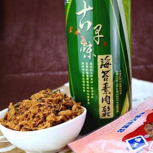 【唯王】海苔素肉鬆罐*5罐 (150g/包)