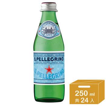 【聖沛黎洛】氣泡礦泉水 (250mlx24瓶)