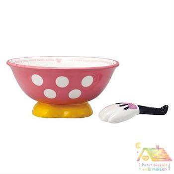 Disney人氣拉麵碗 米妮拉麵碗