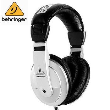 【Behringer 德國品牌】耳朵牌 錄音室監聽耳機 耳罩式(HPM1000)