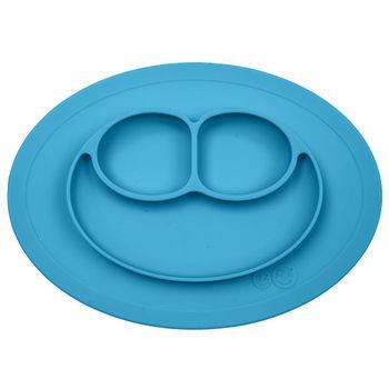 美國EZPZ矽膠防滑餐盤-寶石藍(迷你版)