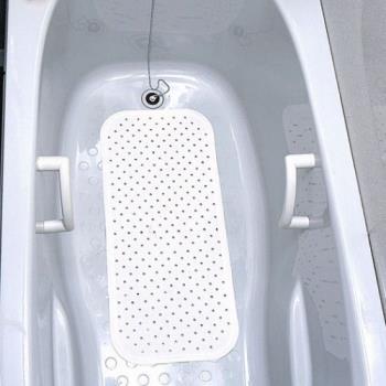 日本waise浴缸專用大片加長型止滑墊