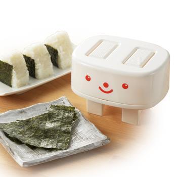日本製造AKEBONO親子飯糰壓模器(白色)