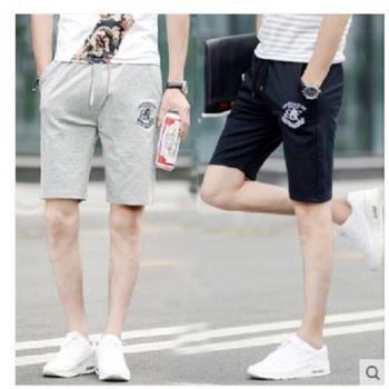 [協貿國際]休閒運動短褲男五分褲衛褲