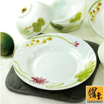 【鍋寶】強化耐熱玻璃碗盤超值12入組 EO-SB684897489842939