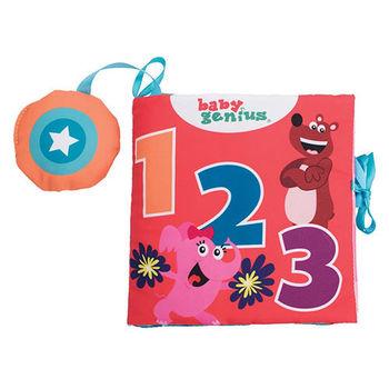 美國Manhattan Toy-小小天才數數123床圍書