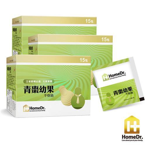 Home Dr.青棗幼果不倒翁3入(3顆/包;15包/盒)
