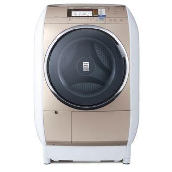 《假日大促銷》★加碼贈好禮★【HITACHI 日立】13KG蒸氣風熨斗洗脫烘滾筒洗衣機 SFBD3900TR (右開)