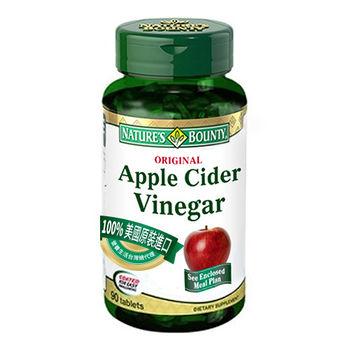 自然之寶 蘋果醋複方食品錠2入
