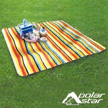 PolarStar 高級植絨鋁膜防水野餐墊|睡墊 P15726
