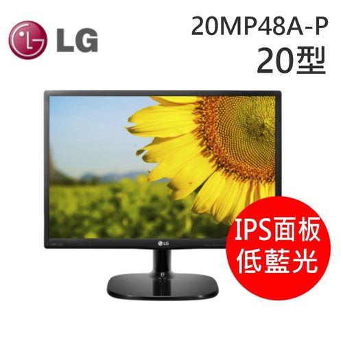 LG 樂金 20MP48A-P 20型 IPS 液晶螢幕